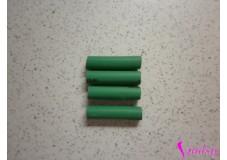 obrázek Bužírka smršťovací * Ø5 mm * zelená
