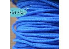 obrázek Pruženka zářivě modrá