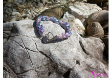 obrázek Náramek fialový