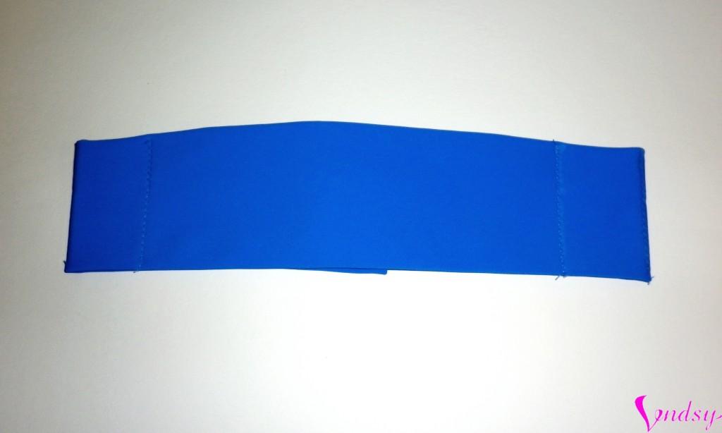 Čelenka na procesor y na plavání modrá  57261faec4