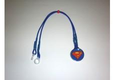 obrázek Záchytný klip na sluchadla nebo procesor/y - Logo Supermana