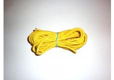obrázek Pruženka kulatá zářivě žlutá