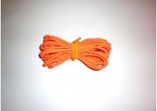 obrázek Pruženka kulatá neonově oranžová